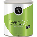 Feel Young Inside and Out with ReversAge Anti-Aging Nutrition